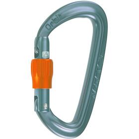 Camp Orbit Lock Carabiner gun metal